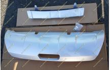 Накладки на передний и задний бампер Nissan Dualis