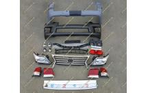 Рестайлинг комплект Lexus LX570 в 12-15 год полный