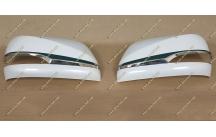 Корпуса зеркал TRD Superior Lexus LX450d с 16г.- белые перл.