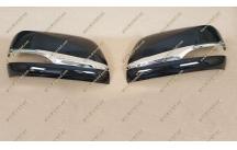 Корпуса зеркал TRD Superior Lexus LX450d с 16г.- черные перл.