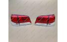 Диодные стопы Lexus LX570 рестайлинговые 12-15г.
